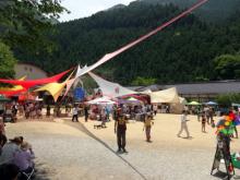文化祭イベント出張